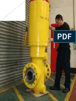 subsea valve