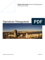 Operations Careers