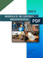 modulo de Costos y Presupuestos  de Obras.pdf