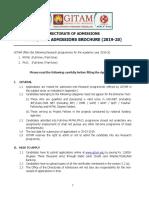 PhD MPhil Brochure