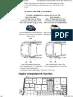 2004-2010 Ford C-Max Fuse Box Diagram » Fuse Diagram
