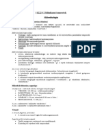 ízületi ízületi kezelési protokoll térd diszlokáció és kezelés