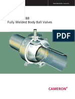 Showdocw Ball Valve b 8 Cameron