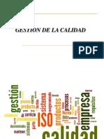 Gestion de La Calidad - Tema 05 - Calidad Total - Optimizacion Diseno Productos y Procesos