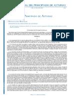 Ley Del Principado de Asturias 1-2019