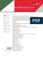 RED HAT OPENSTACK ADMINISTRATION I (CL110)_Datasheet.pdf
