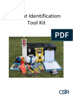 Talent identification tool kit