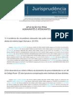 Jurisprudência Em Teses 29 -Aplicação Da Pena Agravantes e Atenuantesl