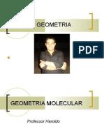 Química PPT - CASD - Moleculas - Geometria Molecular