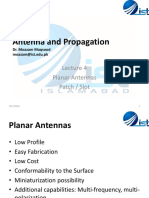 Planar Antennas