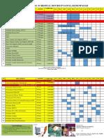 Public Training Schedule 2019