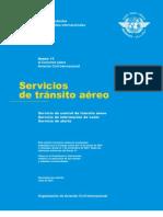 Anexo 11 Servicios de Transito Aereo