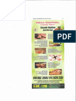 Advertisement KeralaTraditionalAyurvedicTherapy