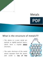 Metallic Bonding Boardnotes