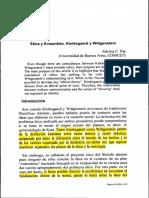 Ética y Sinsentido. Kierkegaard y Wittgenstein.pdf