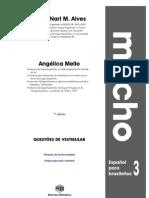 Espanhol - Pré-Vestibular Dom Bosco - Apostila Mucho - Questões de Vestibulares