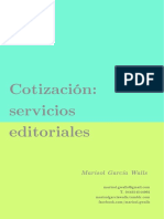 Manual de Servicios Editoriales 2018