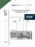 DT30X_procedimento de Startup e Calibração
