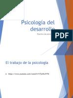 Piaget y Desarrollo Vital