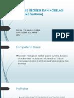 6.  Statistika - ANALISIS REGRESI DAN KORELASI.pdf