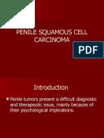 Penile Squamous Cell Carcinoma