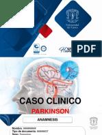 Caso Clinico Parkinson