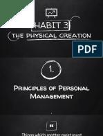 3 Habit