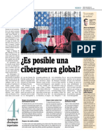 Es Posible Una Ciberguerra Global
