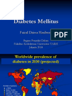 Diabetes Mellitus FDH2018