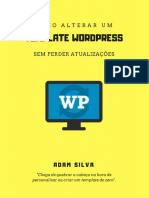 eBook Como Alterar Um Template Wordpress