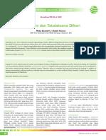 CME 273 - Diagnosis Dan Tatalaksana Difteri