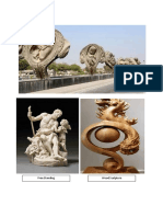Types of Sculpture