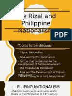 Rizal Bayani Ppt