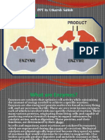 Enzymes PPT by Utkarsh Satish