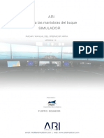 Ari Fmsms_flopec_radar-Arpa Operators Manual v 1.0.en.es