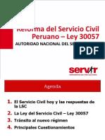 Ley Servir