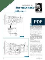 AW450 43LE Manual