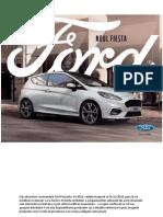 PL-noul Ford Fiesta