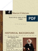 Marxist Powerpoint