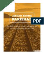 Report Daniel Rivera JRP 2018