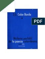 Cobo Borda, Juan G. (1995) - Historia portátil de la Poesía colombiana.pdf