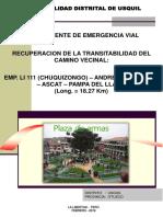 EXPEDIENTE EMERGENCIA VIAL  EMP LI 111 CHUQUIZONGO - PAMPA DEL LLANO (1).pdf