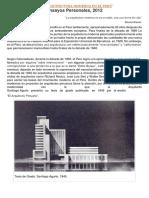 Arquitectura Moderna en El Peru