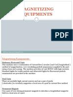 3 Magnetizing Equipments