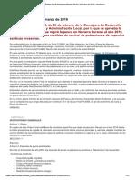 Normativa pesca Navarra 2019