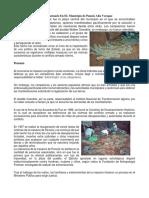 Conflicto Armado en EL Municipio de Panzós Alta Verapaz