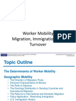 Topic 5. Worker Mobility
