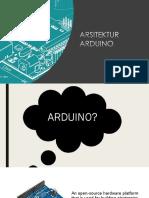 Arsitektur Arduino