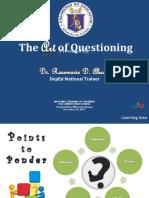 Art of Questioning_Dr. Abecia NTOT