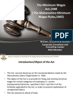 PPT 4 Minimum Wages Act